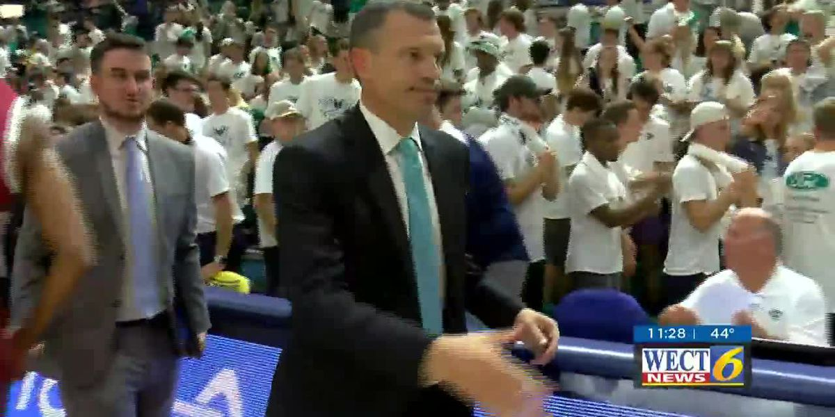UNCW men's hoops trying to fix early season issues