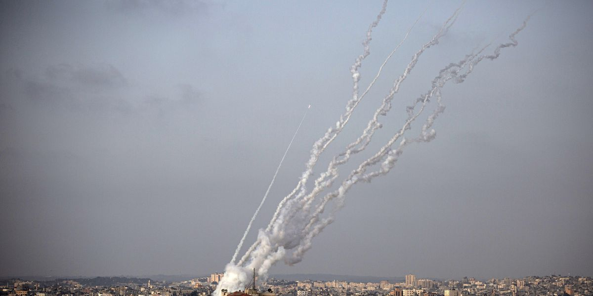 Netanyahu vows Hamas will pay 'heavy price' for rocket fire