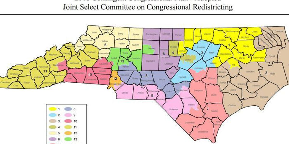 Lawmakers approve bills to redraw congressional maps and move primary election