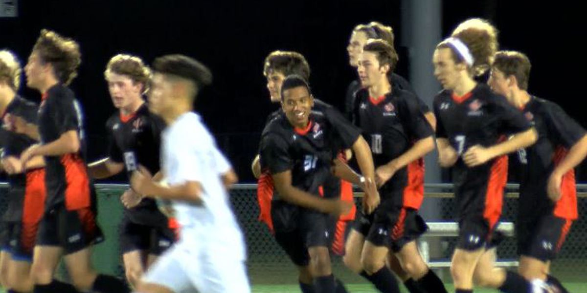 New Hanover soccer beats Southern Lee to advance to 4th round