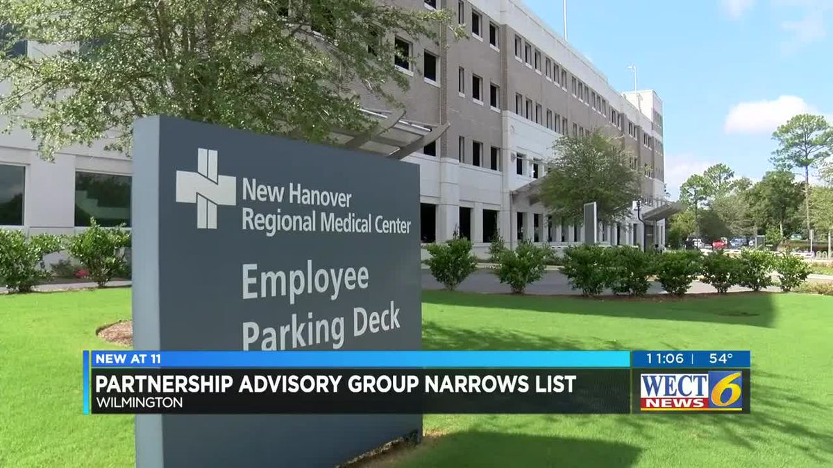 NHRMC Partnership Advisory Group votes to take closer look at three respondents as exploration of hospital's future continues