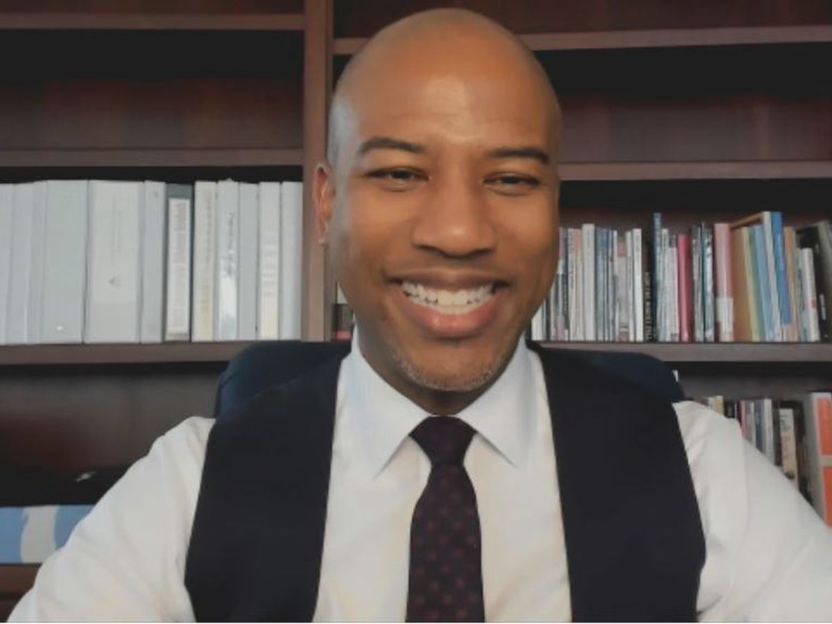 """Dr. Charles Foust: Taking over New Hanover County Schools at a turbulent time (""""1on1 with Jon Evans"""" podcast)"""