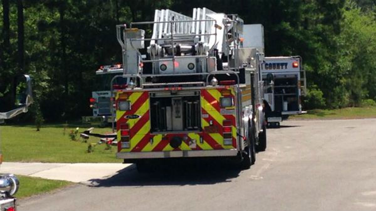 New Hanover Fire Rescue to hold live fire training along Piner Road