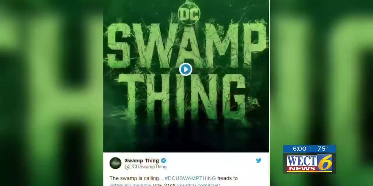 Sources: 'Swamp Thing' to wrap production earlier than expected in Wilmington