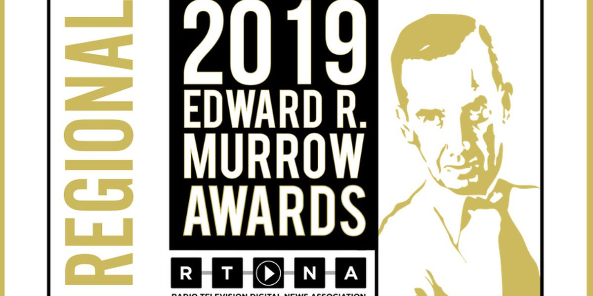 WECT wins Regional Murrow Award for innovation