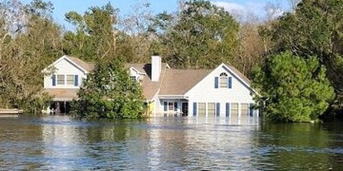 'We can't give up': Rocky Point family of 5 rebuilding dream home after Florence
