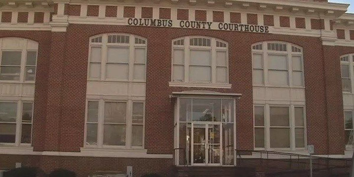 Columbus County seeks money from the state to renovate historic courthouse