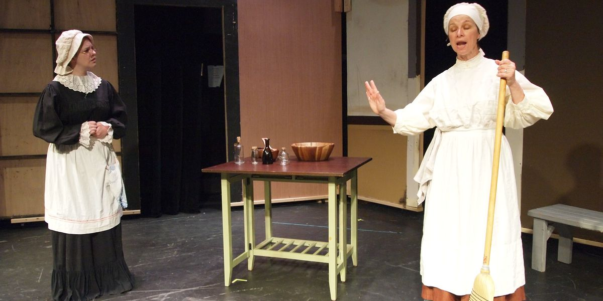 First Act: Play written by NC siblings David and Amy Sedaris on stage in Wilmington