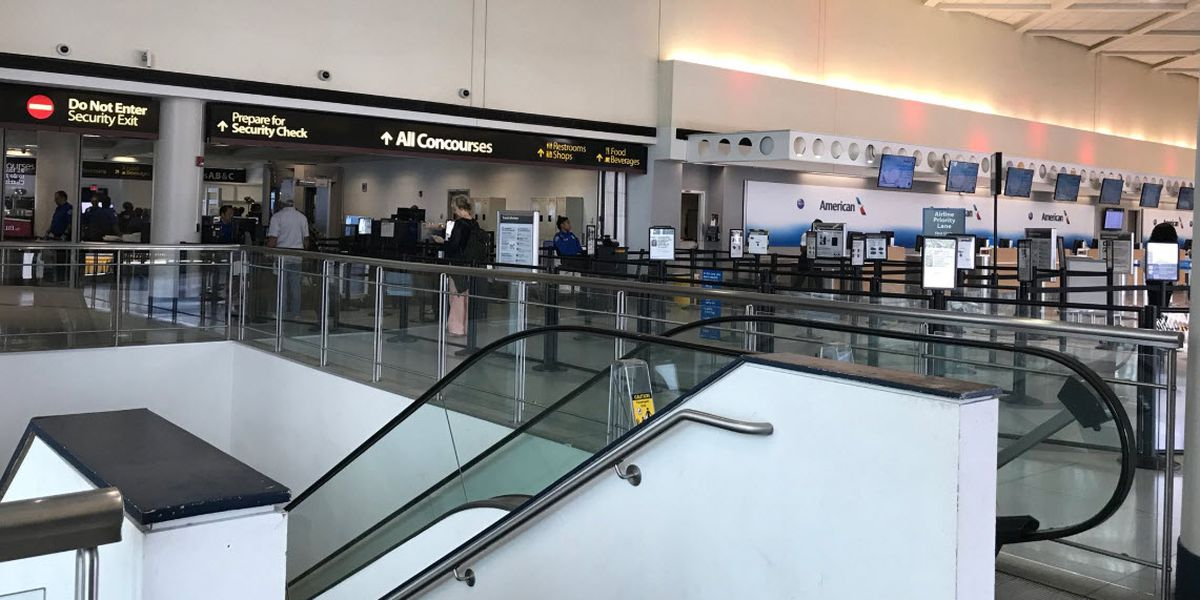 3-year-old dies after being injured in fall at CLT Airport, officials say