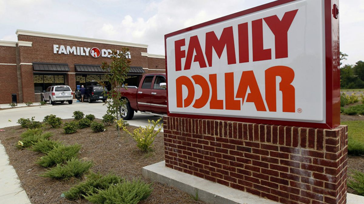 Family Dollar now reopened after hurricane, looting