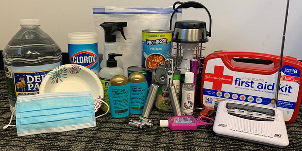 The time is now to prepare your hurricane kits
