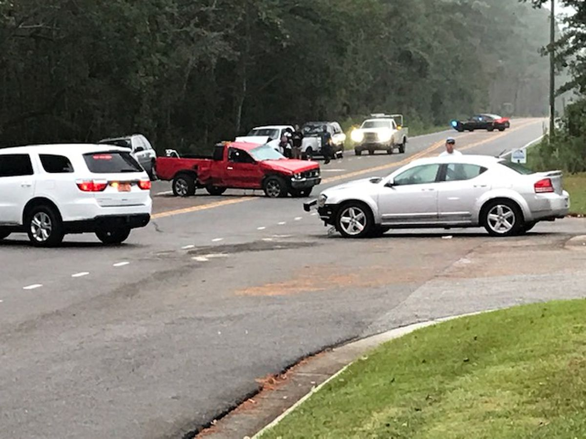 TRAFFIC ALERT: Wrecks cause shutdown of portion of River Road in Brunswick Co. for more than an hour