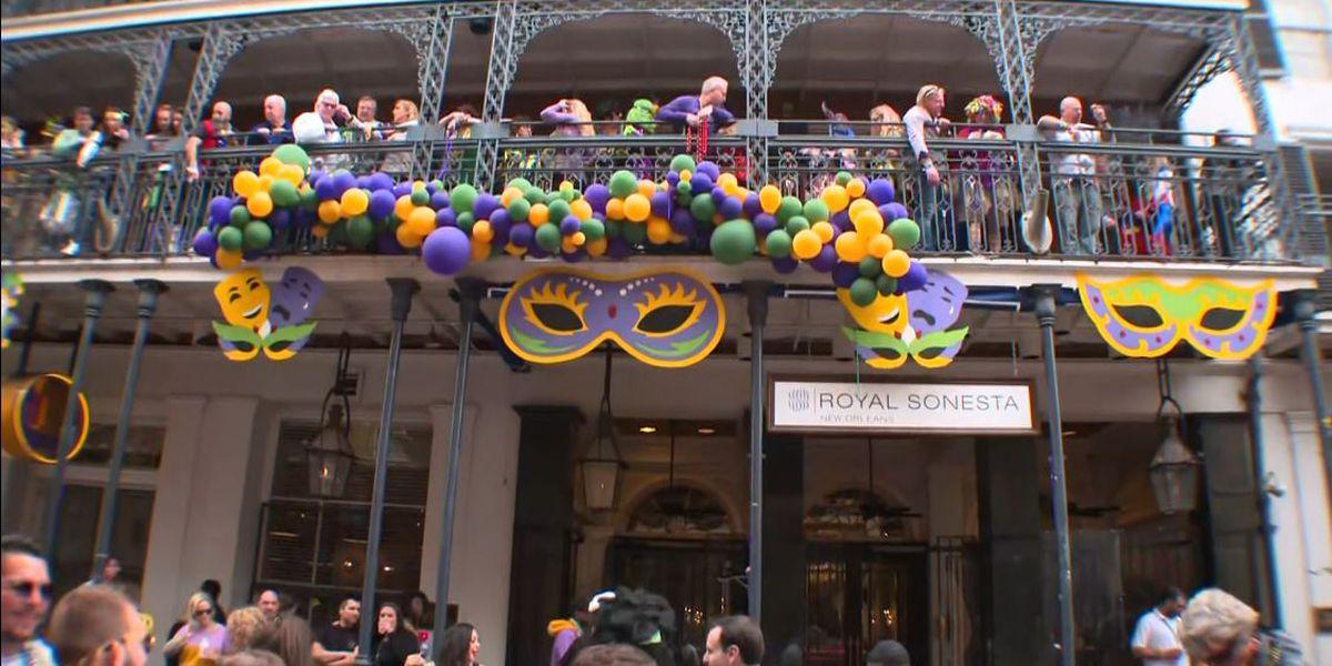 CDC warns against Mardi Gras parties