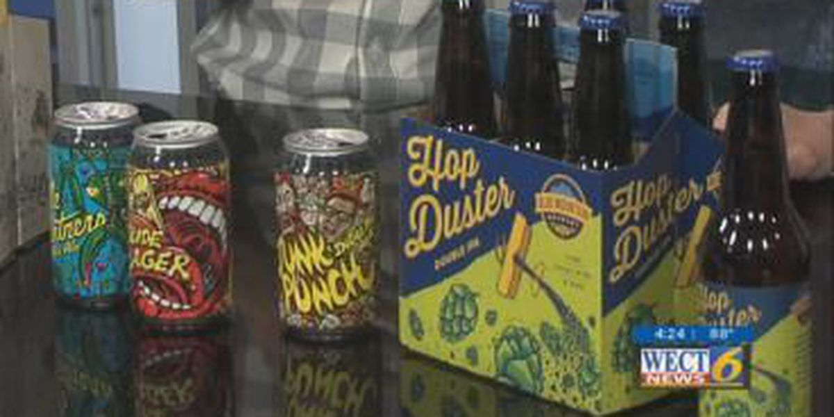 Wilmington man builds business that capitalizes on booming craft beer industry