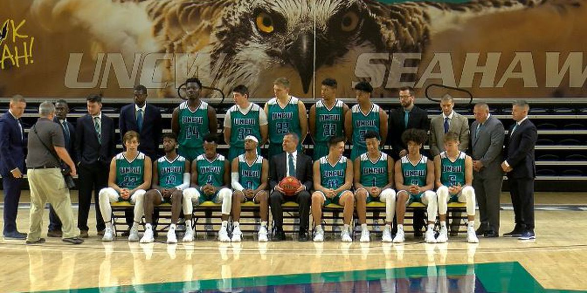 UNCW men's basketball hosts media day