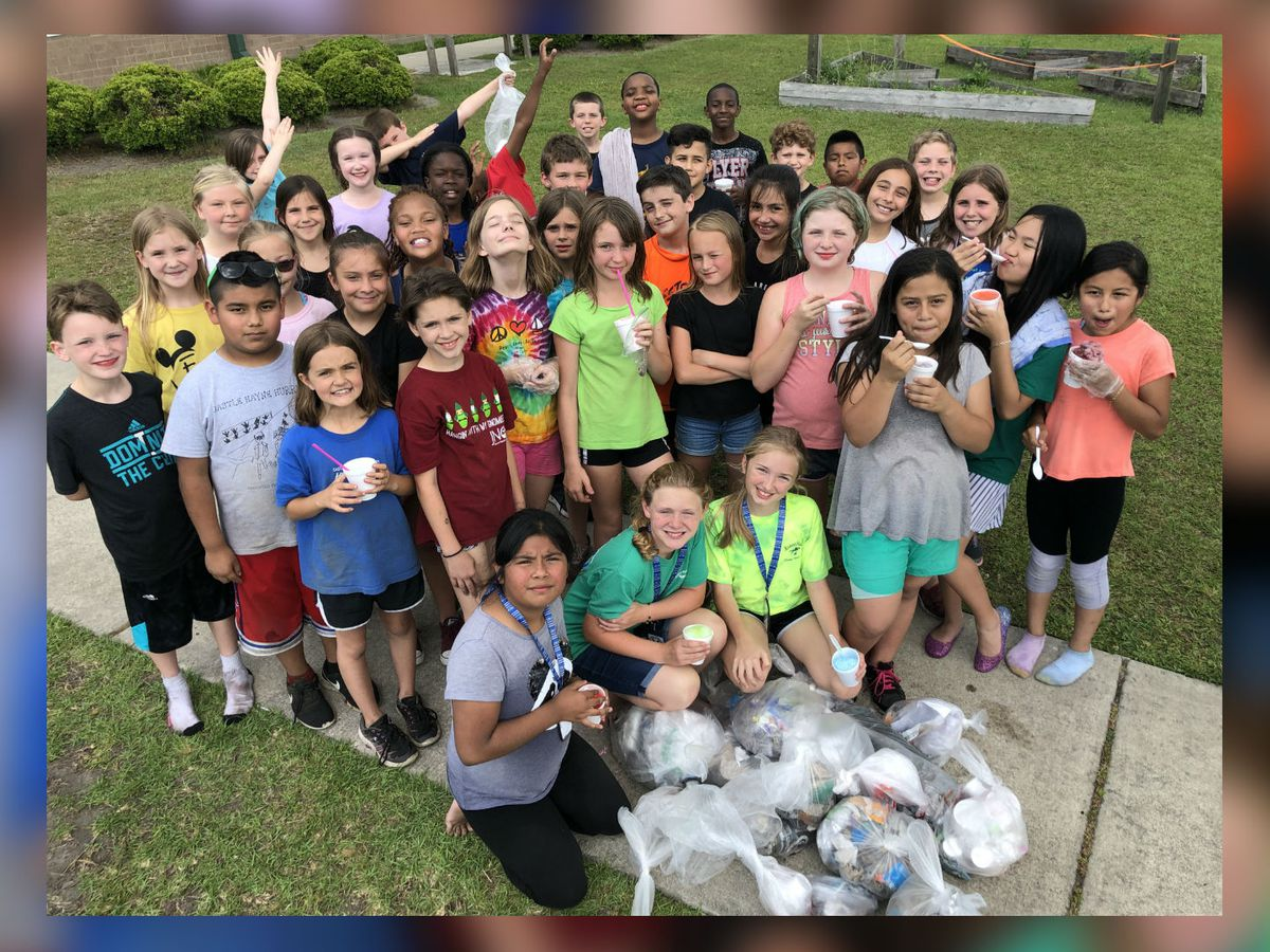 SUPER COOP: Chicken Squad takes flight at Castle Hayne Elementary