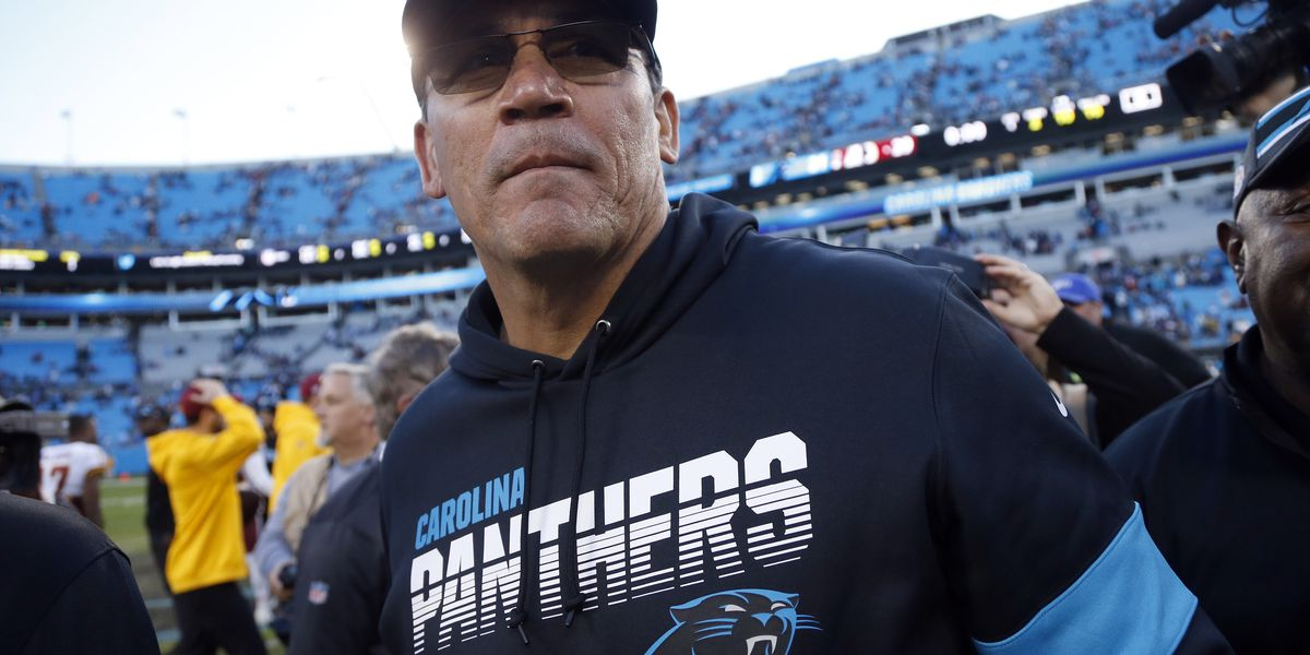 Former Carolina Panthers head coach Ron Rivera diagnosed with cancer