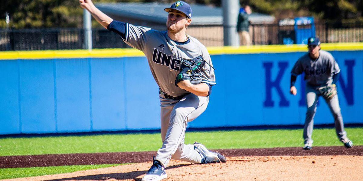 UNCW's Roupp named CAA pitcher of the week