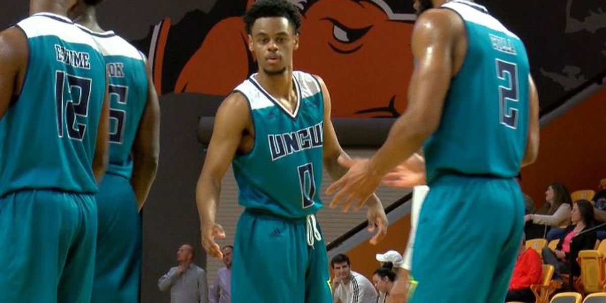 UNCW men's basketball looking for spark