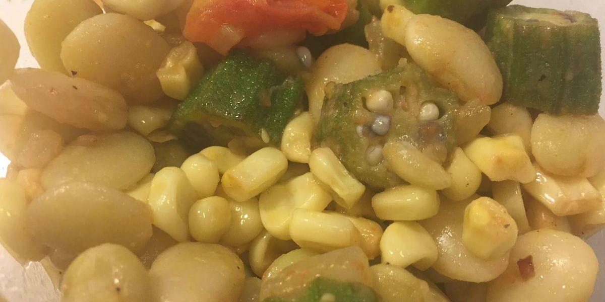 Eat your veggies with this Summer Succotash recipe