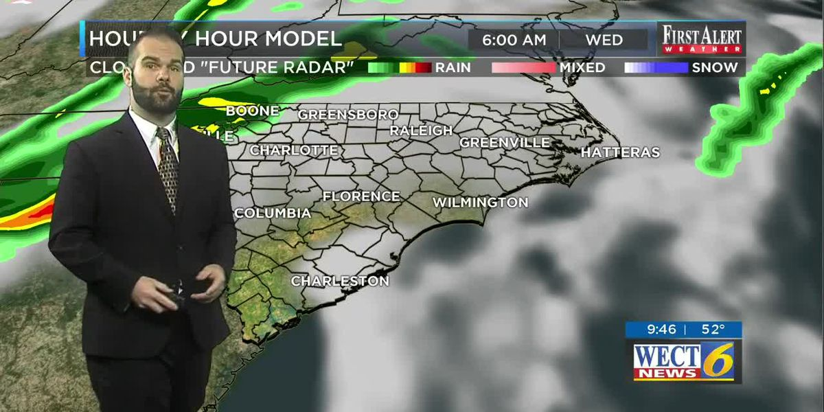 First Alert Forecast: Sunny days ahead for Thanksgiving travel
