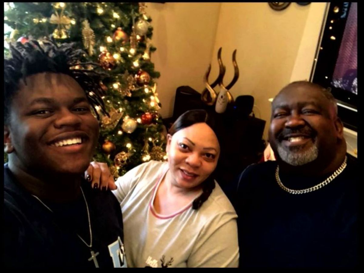 'We were a regular family': Ga. teen loses both parents to COVID-19 days apart