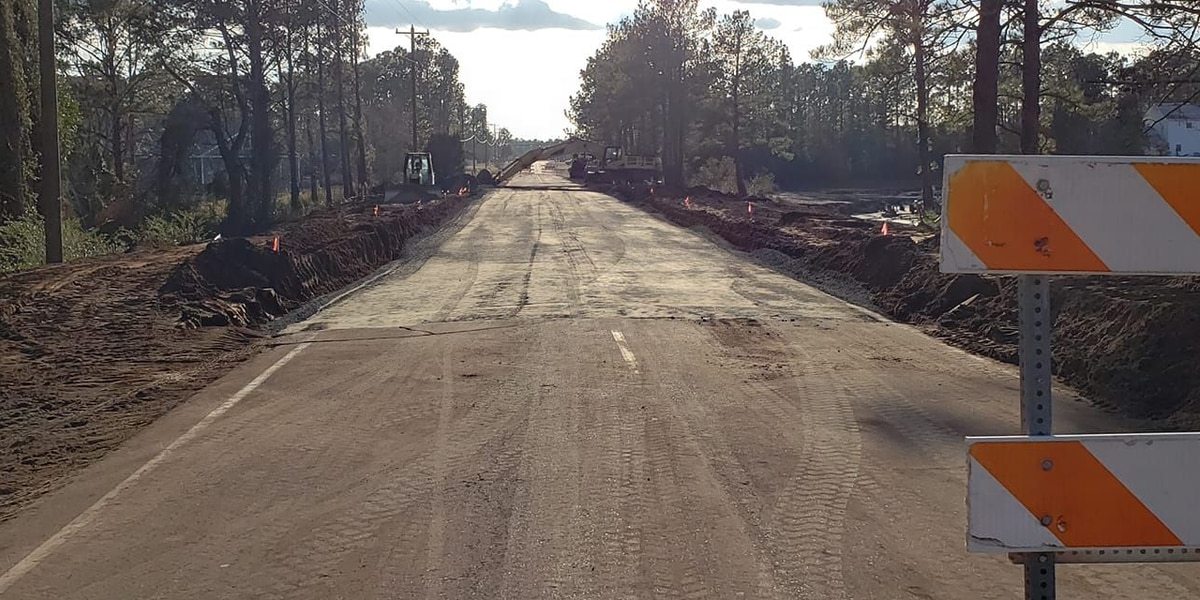 East Boiling Spring Road reopens Monday