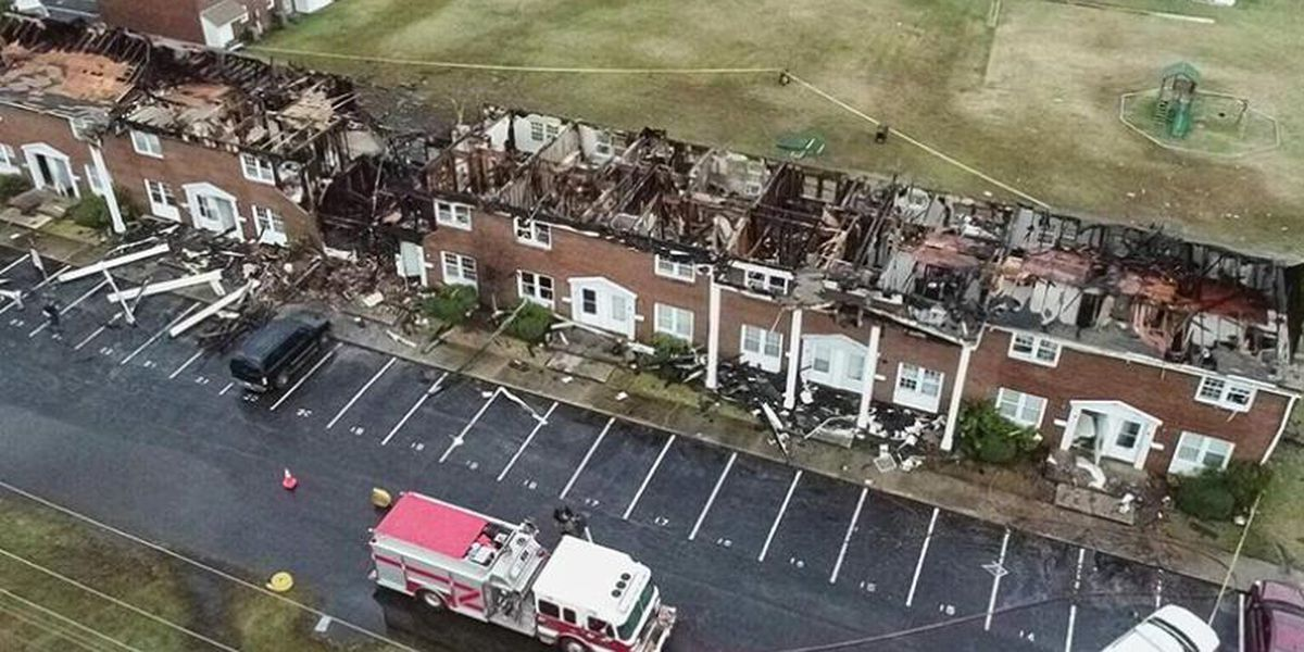 One person dies in Onslow County apartment fire