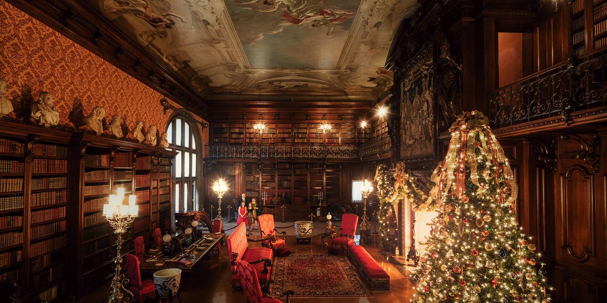 Biltmore Christmas.The Biltmore Is Adding A Touch Of Downton Abbey This Holiday