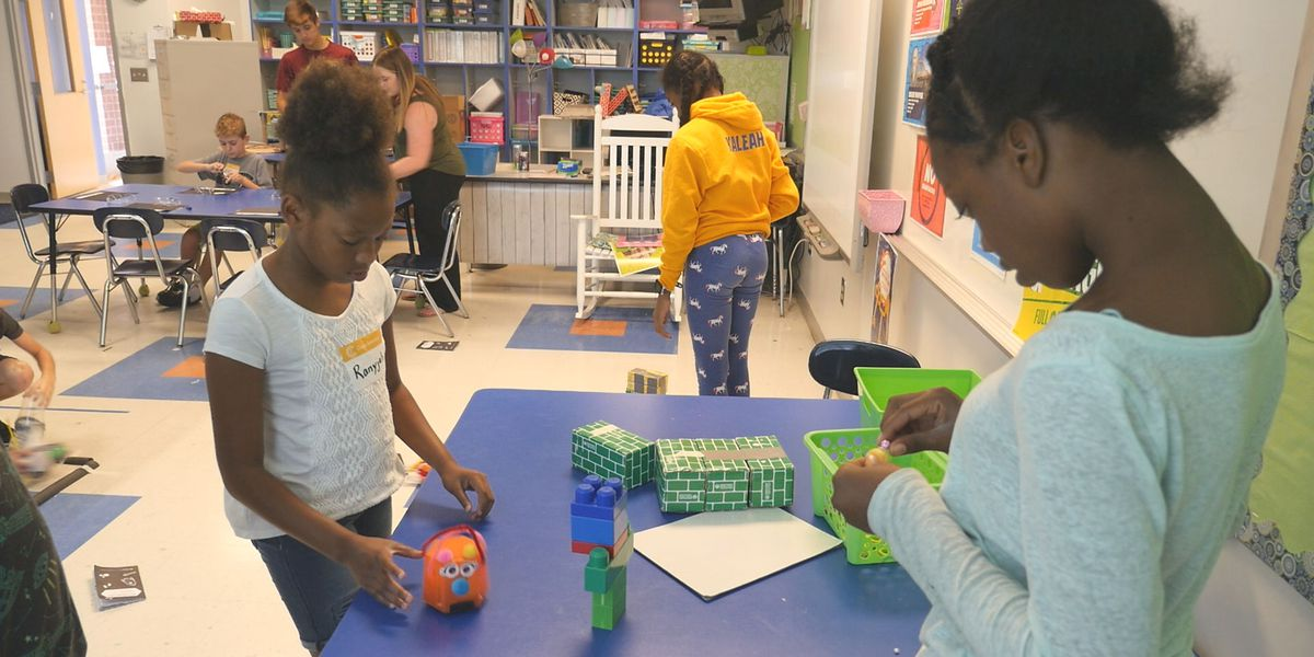 At Camp Invention, kids exercise their brains, learn to be self-starters