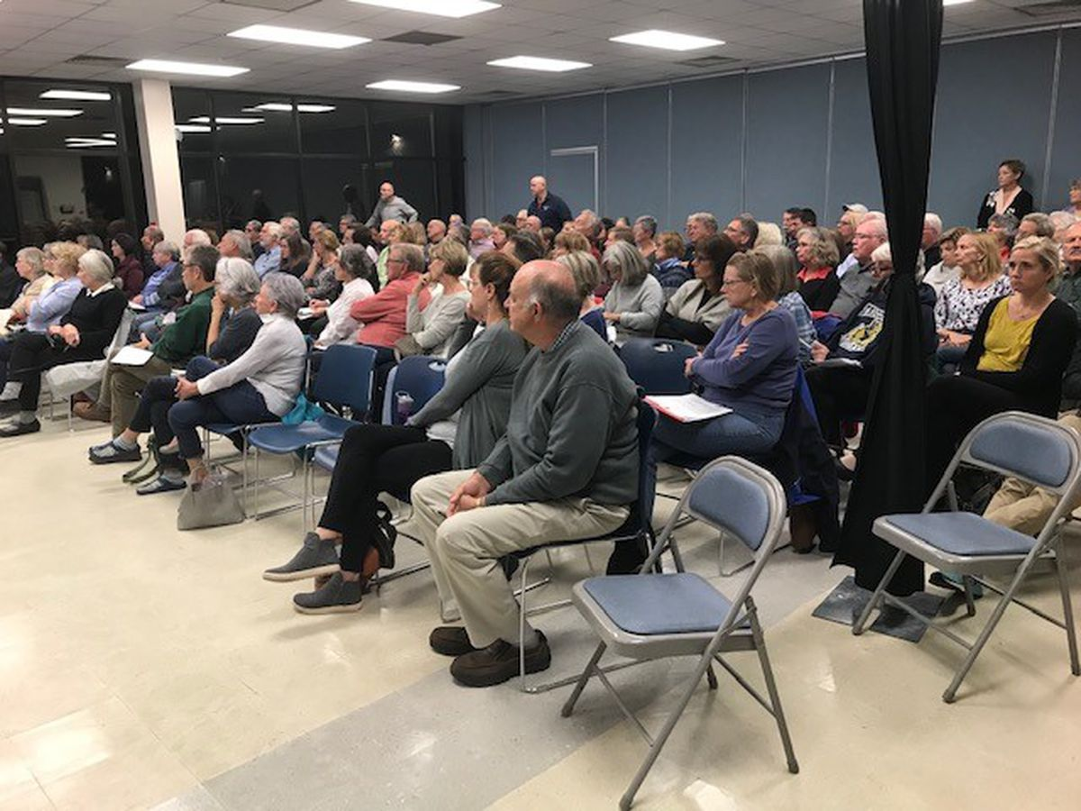 Public hearing held over Southport power plant permit