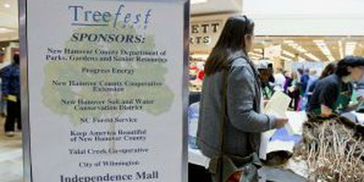 TreeFest scheduled for later this month
