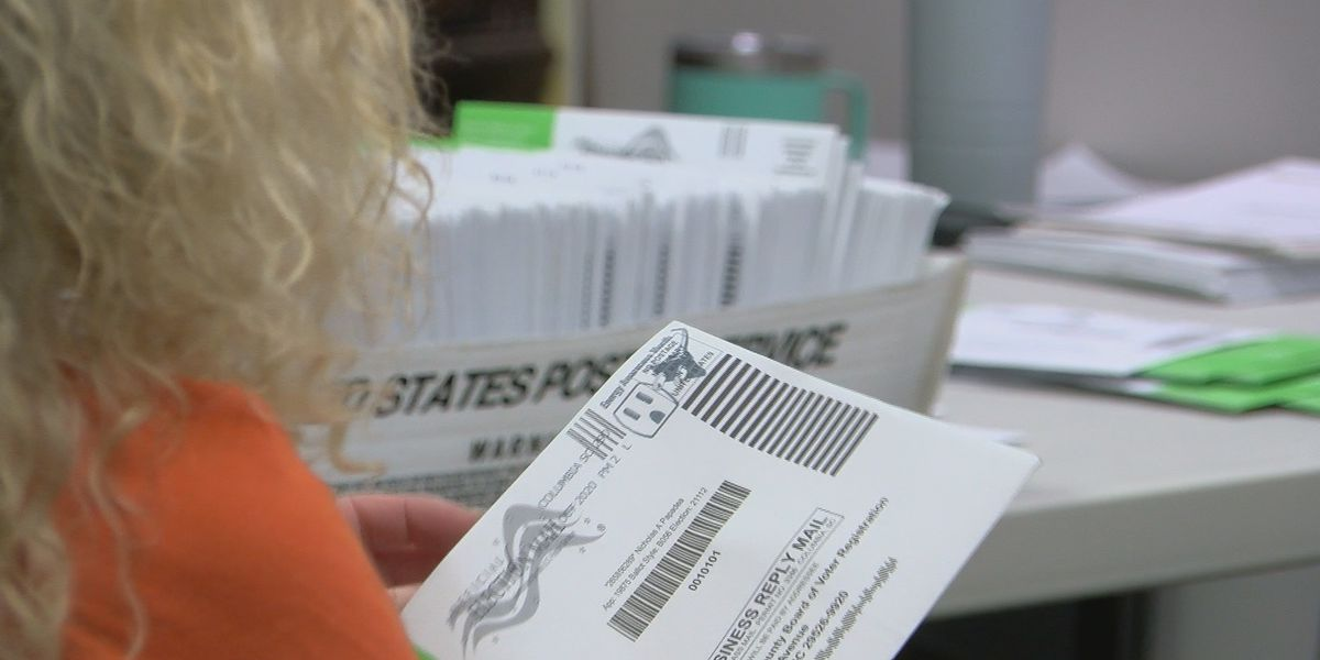 So what's next? Understanding outstanding absentee mail-in ballots