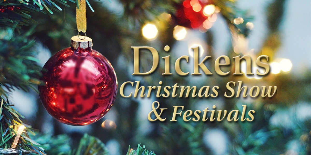Dickens Christmas Show Giveaway 11/10/20