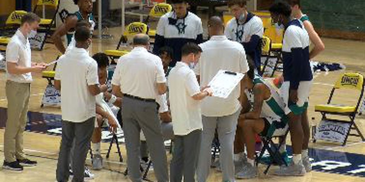 UNCW men's basketball eager to return to play