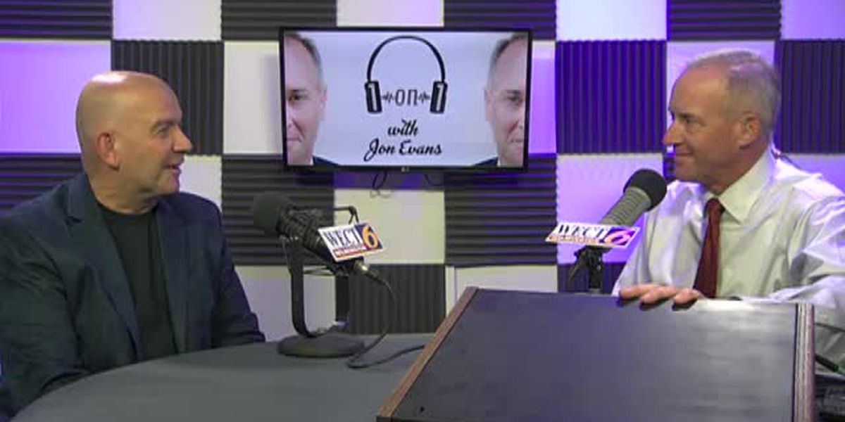 """Damian Brezinski, cardiologist and founder of """"Keep the Beat Alive"""", is on """"1on1 with Jon Evans"""""""