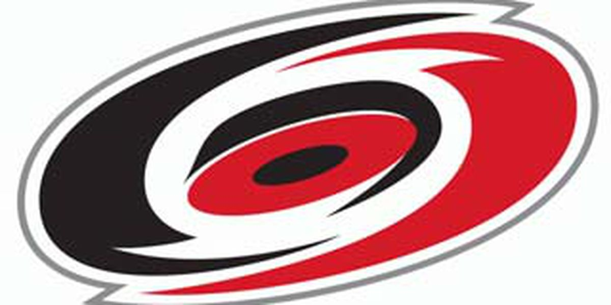 Canes prospect Mattheos to miss camp while fighting cancer