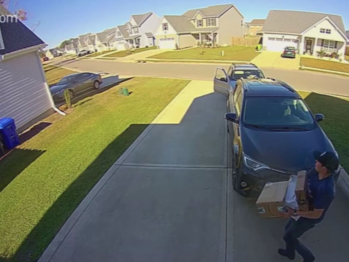 New Hanover County deputies arrest alleged getaway driver in porch pirate case