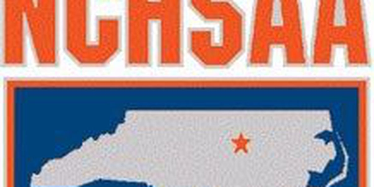 NCHSAA football championship game schedule