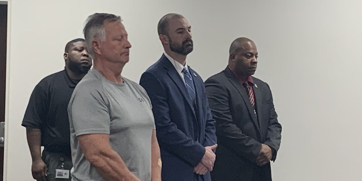 'I was afraid:' Family fears retribution after former Florence County sheriff arrested on domestic violence charge