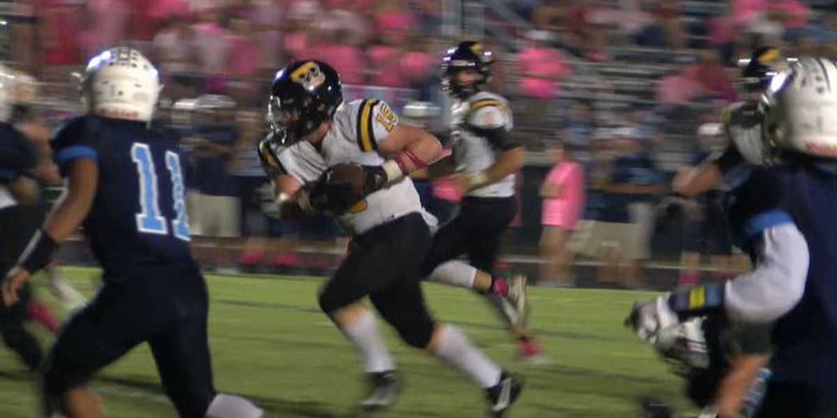 Topsail's Hayden Walsh named WECT Athlete of the week