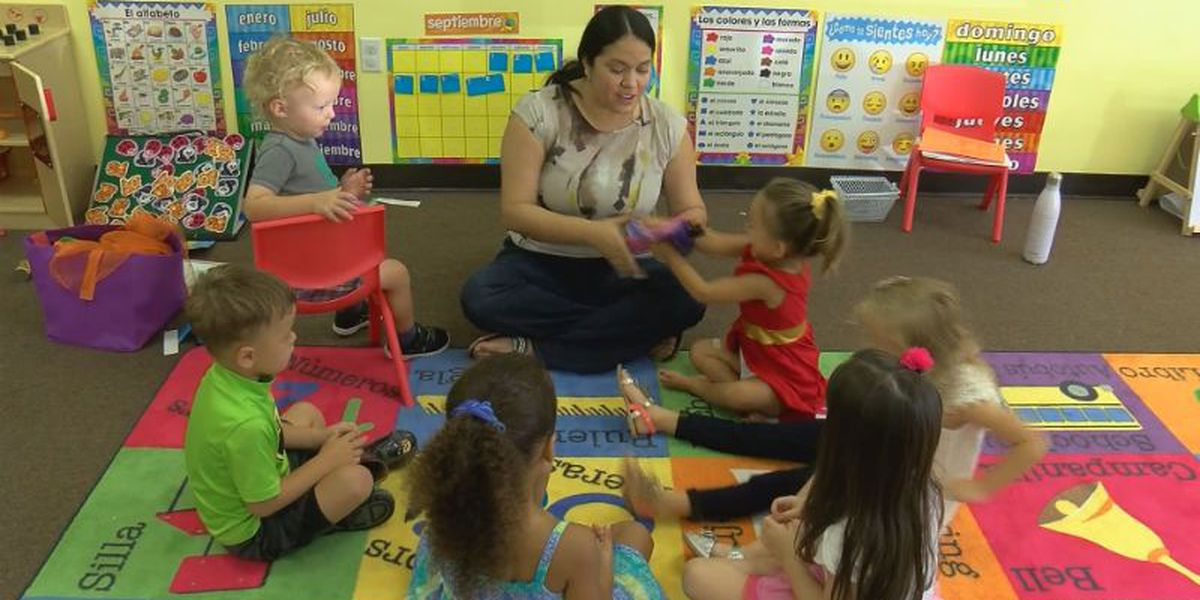 Wilmington's first bilingual pre-school exceeding expectations