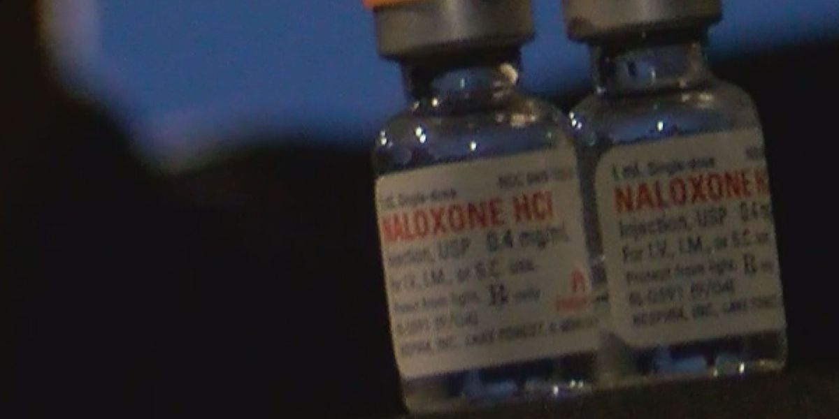 NC officials to distribute 40,000 naloxone doses to fight opioid crisis