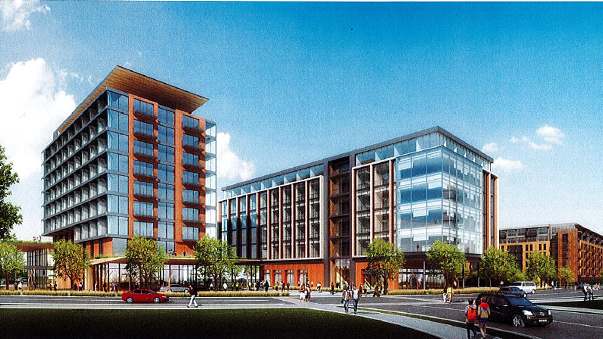 River Place developer submits $90M 'Gateway' project for downtown Wilmington