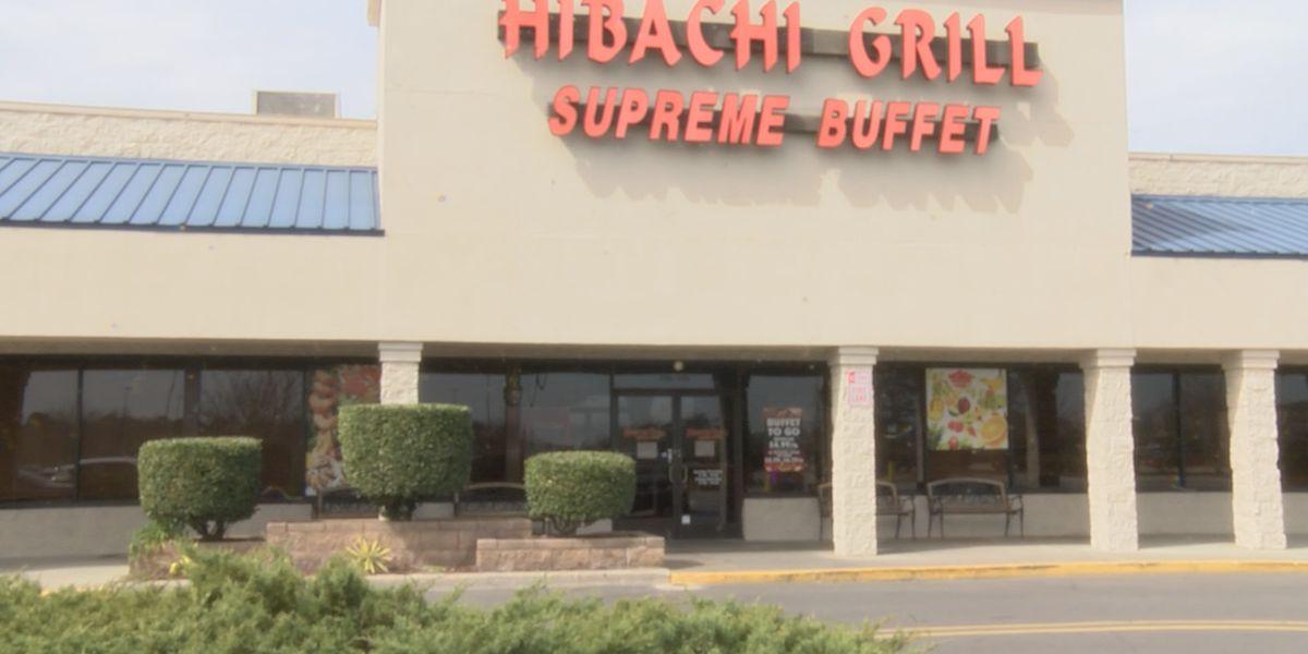 Wilmington hibachi restaurant shut down over low inspection grade