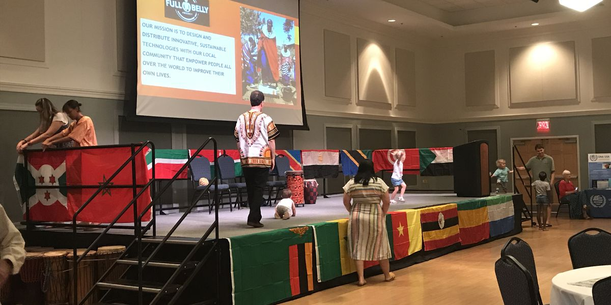 UNCW hosts event to 'showcase cultures'