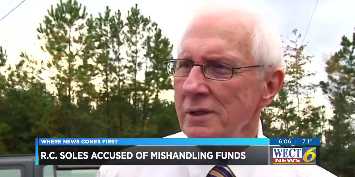 Embattled attorney R.C. Soles accused of mishandling entrusted funds