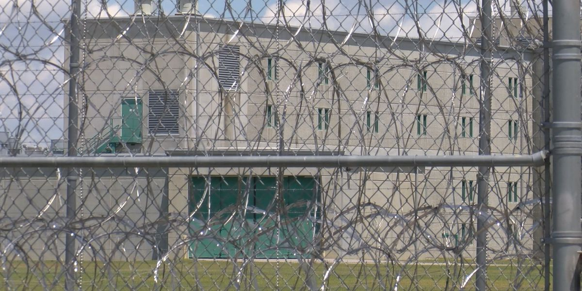 Tabor Correctional tops the state's list for most active cases of COVID-19