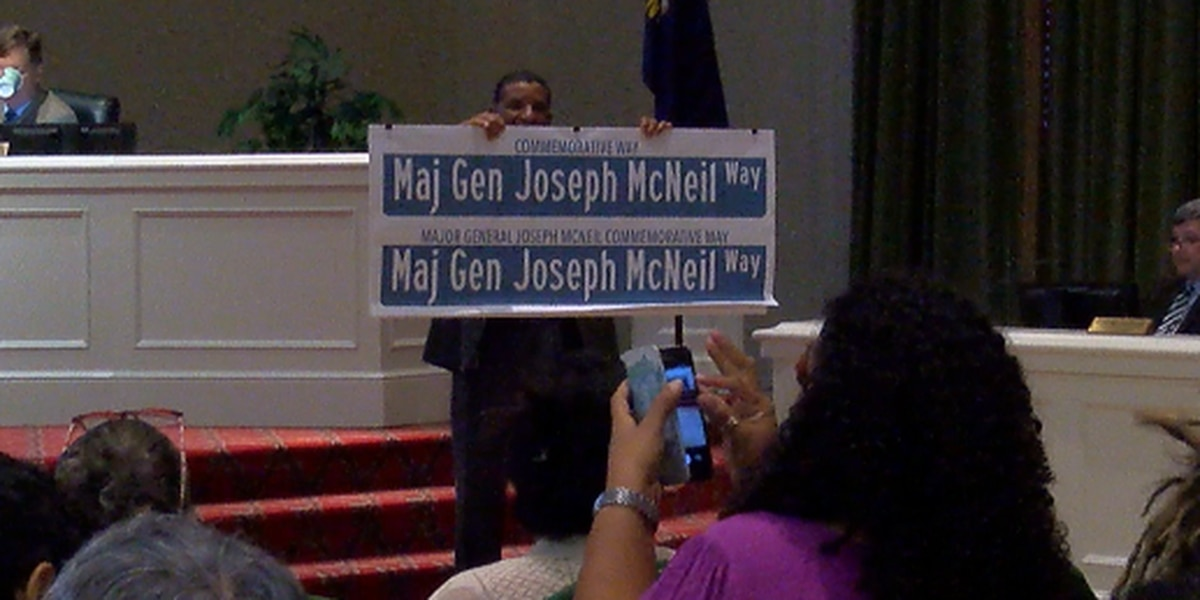 City leaders approve naming 3rd St. after Civil Rights activist