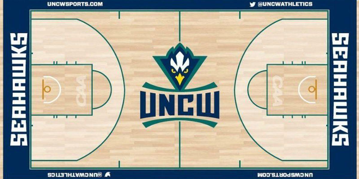 Trask Coliseum gets floor redesign for upcoming season